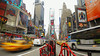 USA;New York; New York City;Time Square; day time
