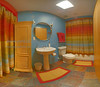 Golden Barrel Cactus Apt 5; Full Bathroom; Skylight; Bathtub; Washer/Dryer;